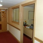 Nurses Station in Care Home, somerset