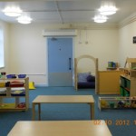 Special school extended classroom
