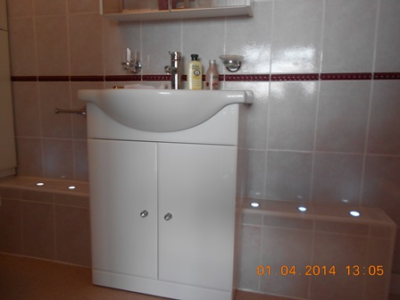 Harding bathroom 1 sink for J b bathrooms wimborne